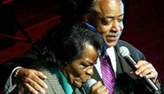 James Brown finally buried; his widow is going to record a duet album with him