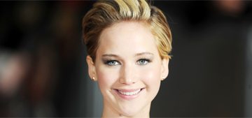 Jennifer Lawrence in candy-coated Dior at UK 'Catching Fire' premiere: fun or fug?