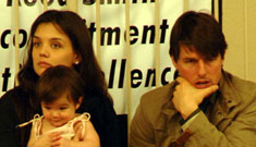 Katie Holmes and Tom Cruise new baby rumors heat up