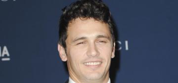 James Franco reviews '12 Years a Slave', mischaracterizes rape, sex addiction