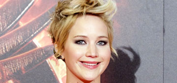 Jennifer Lawrence wears Dior & McQueen in Madrid: which look is cooler?