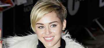 Miley Cyrus: 'I feel like I'm one of the biggest feminists in the world'