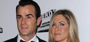 Jennifer Aniston & Justin Theroux 'putting their wedding plans on hold' indefinitely?