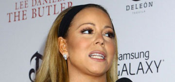 Mariah Carey on American Idol: 'like going to work every day in hell with Satan.'
