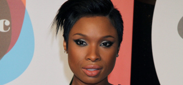 Did Jennifer Hudson get implants & a breast lift at some point in the past year?