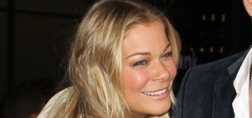 LeAnn Rimes 'drowning her emotions with junk food,' fears Eddie is cheating on her