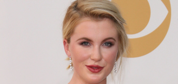 Ireland Baldwin defends her father: 'What my dad said was wrong'