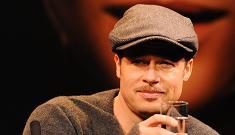 Brad Pitt talks about Oscar hopes in Tokyo