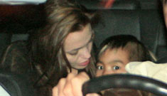 The meaning behind Jolie's adopted son's new name