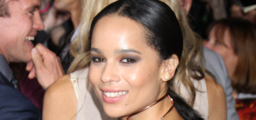 Zoe Kravitz reportedly seen on a date with Drake, but is he with Rihanna now?