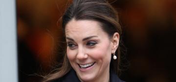 Duchess Kate wears Orla Kiely, MaxMara in London: beautiful or inappropriate?