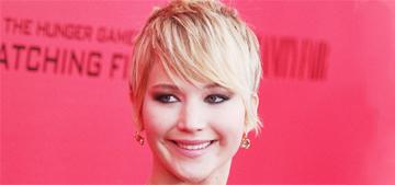 Jennifer Lawrence talks about sh-tting her pants on Letterman: gross or adorable?