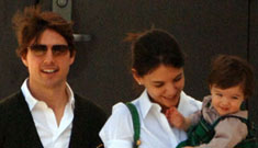 Tom Cruise cuts off Katie Holmes' high end shopping sprees