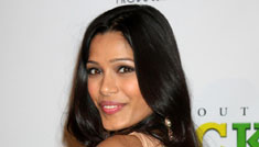 Slumdog stars meet idols Angelina Jolie, Leonardo DiCaprio, Danny DeVito