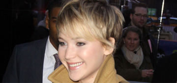 Jennifer Lawrence: 'I don't like women slaughtering women. All of us are so mean'