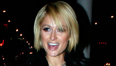 Paris Hilton's stupidity is performance art