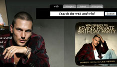 Search the Web under the watchful stoned eyes of K-Fed