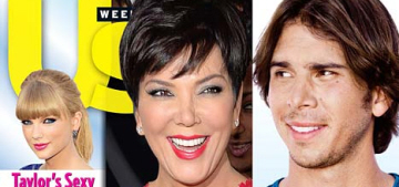 Us Weekly: Kris Jenner, 58, is still hooking up with 'Bachelor' Ben Flajnik, 31