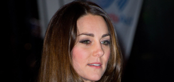Duchess Kate wears Temperley in London for SportsAid benefit: cute or budget?
