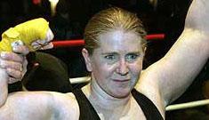 Tonya Harding should become the new Trimpsa spokesperson