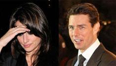 Tom Cruise supports Penelope Cruz's Oscar bid
