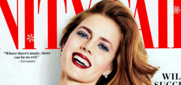 Amy Adams covers Vanity Fair, but where is the Gwyneth Paltrow takedown?