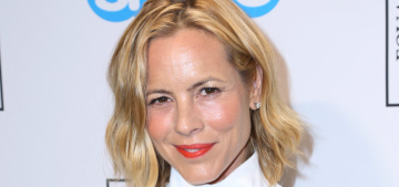 Maria Bello comes out as bisexual in a NYT essay, explains how she told her son