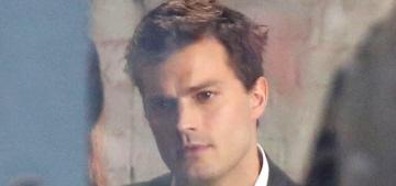 Jamie Dornan, Dakota Johnson begin filming 'two versions' of 'Fifty Shades of Grey'