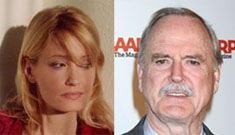 John Cleese dumps lying, indiscreet, middle-aged girlfriend