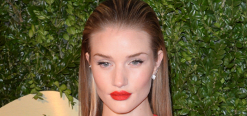 Was Rosie Huntington-Whiteley's look the best of the British Fashion Awards?