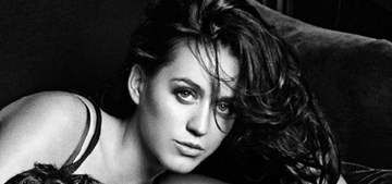 Katy Perry & John Mayer's coupley Vanity Fair portraits: what does this mean?