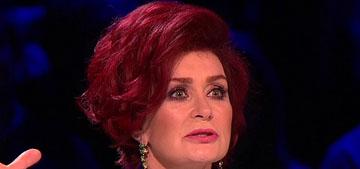 "Sharon Osbourne says her vag rejuvenation surgery was ""excruciating"""