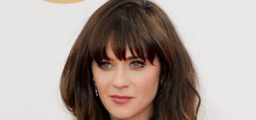 Radar: Zooey Deschanel is 'nasty, moody, unhappy' on the set of 'New Girl'