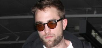 Robert Pattinson 'escapes' LA, 'abandons' Kristen Stewart for London