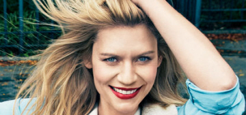 Claire Danes: 'I am a feminist… women have more freedom, but it's hardly equal'