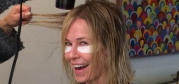 Chelsea Handler chopped off her hair, just like Jennifer Aniston: creepy or cute?