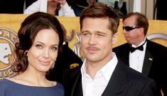 Brad Pitt says he and Angelina 'enhance each other'