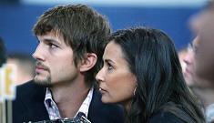 Ashton Kutcher makes video complaining of f'ing jacka** neighbor