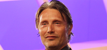 Mads Mikkelsen, rangy & hot at the 'Waltz with Monica' premiere: would you hit it?
