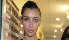 """Kim Kardashian defends Jessica Simpson"" afternoon links"