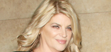 Kirstie Alley slams 'bigot' Leah Remini, says attacking Scientology is 'repulsive'
