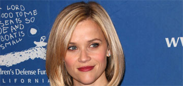 Reese Witherspoon & Jennifer Garner at Beat The Odds event: holiday cute?