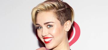 Miley Cyrus twerked on Santa, shows off new 'bobbed' hair: trashy or cute?