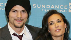 Demi Moore and Ashton Kutcher planning to adopt a baby boy