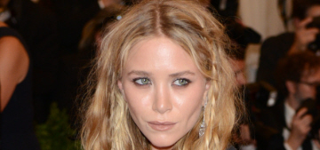 Mary-Kate Olsen went shopping for engagement rings without Olivier Sarkozy?