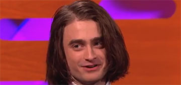 Daniel Radcliffe wears hair extensions for Frankenstein role: hot or greasy?