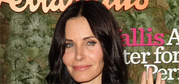 Courteney Cox, 49, is dating musician Johnny McDaid, 37, of Snow Patrol
