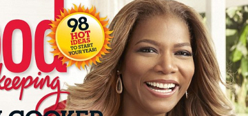 Queen Latifah on body acceptance: 'I was not born a size 2. I'm not skinny, period'