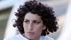 Amy Winehouse's Camden home is burgled