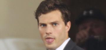 Will Jamie Dornan go 'Full Fassbender' in 'Fifty Shades of Grey'?